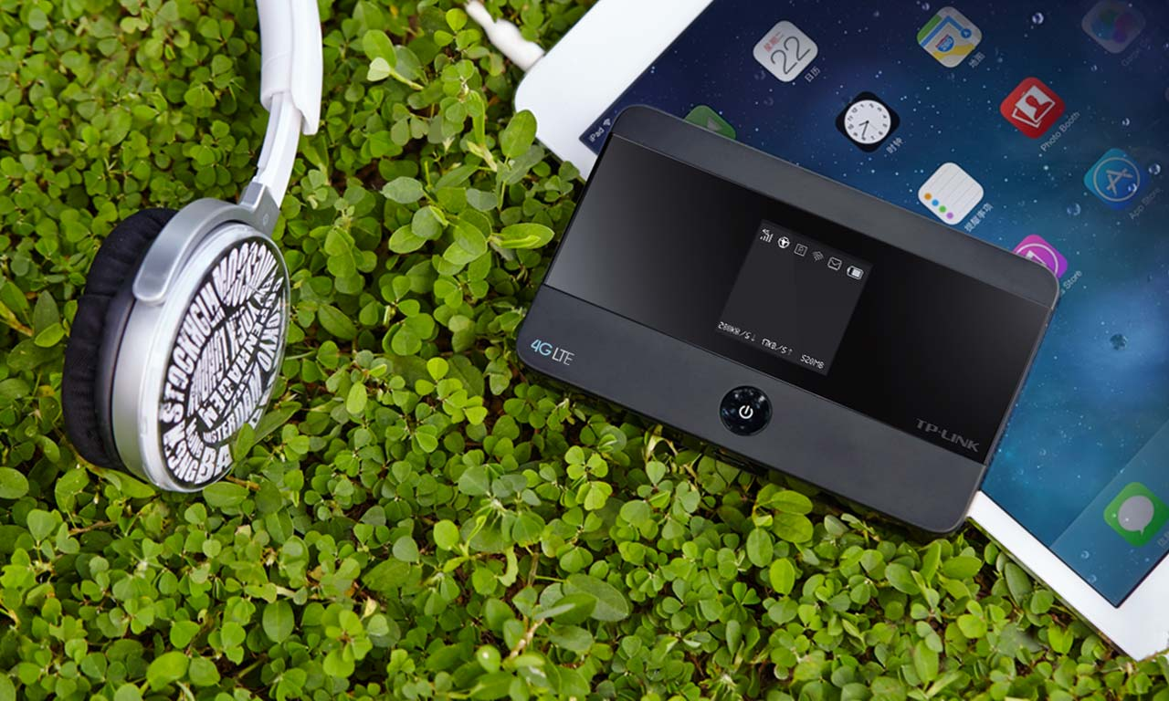 El Nuevo Router Mi-Fi  con tecnología LTE que permite crear un hotspot Wi-Fi 4G y utilizarse por 15 usuarios de forma simultánea
