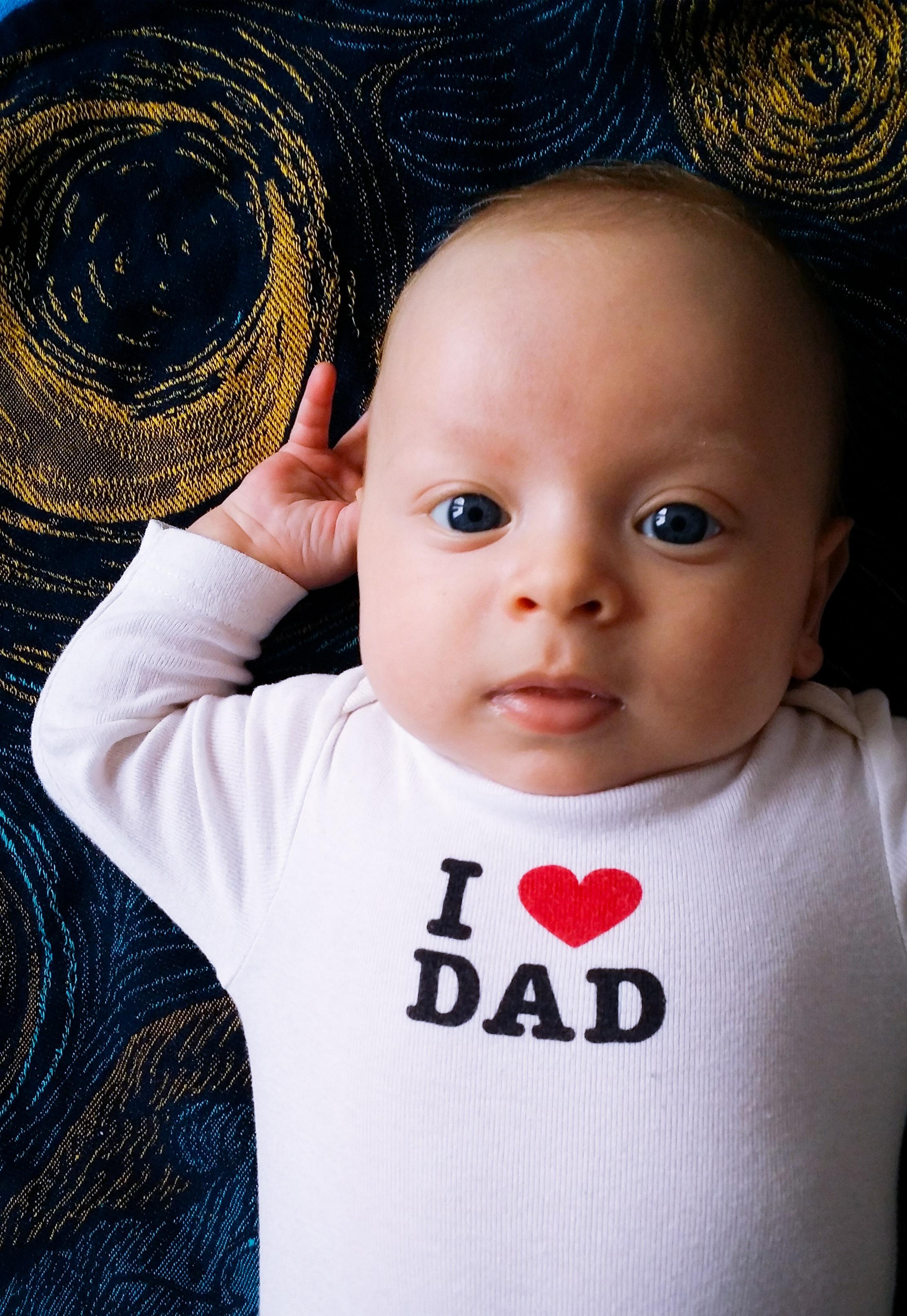 ¡Feliz Día del padre!
