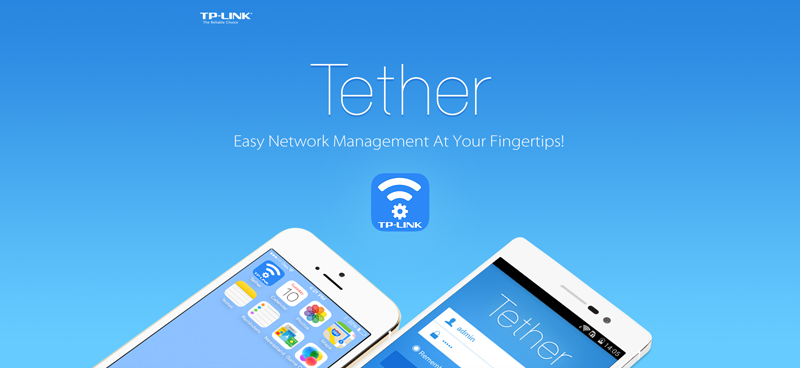 Tether, manejo intuitivo elevado a la enésima potencia