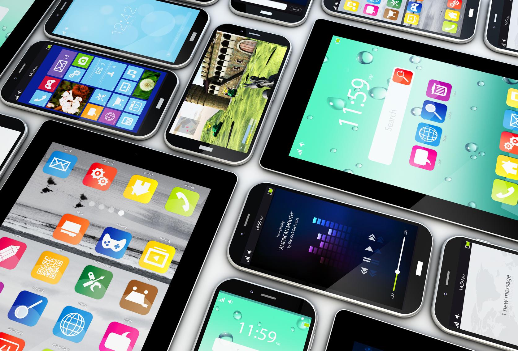 La industria móvil y su particular 'juego de tronos'