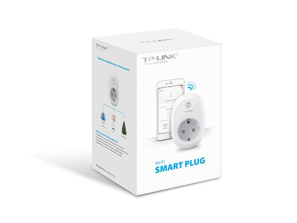 HS100: Enchufe Inteligente Wi-Fi