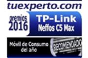 Neffos C5 Max: Móvil de Consumo del año