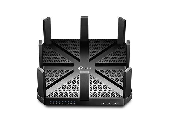 Router Gigabit MU-MIMO Inalámbrico Tri-Banda AC5400