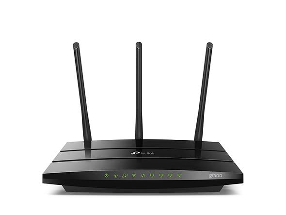 Módem-Router VDSL/ADSL Gigabit Inalámbrico N300 TD-W9977