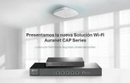 Próximo 28 de junio, webinar gratuito por DIODE de la nueva gama de puntos de acceso con controlador Auranet CAP Series
