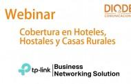 Webinar Diode TP-Link - Cobertura en Hoteles y Casas Rurales