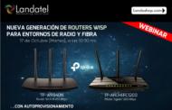 Video: Webinar TP Link Nueva Generación de Routers WISP para entornos de Radio y Fibra