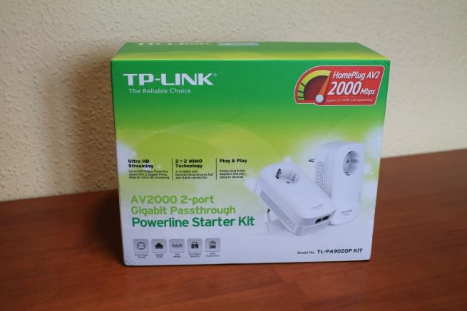 redeszone: TP-Link TL-PA9020P KIT AV2000 un 10 sobre 10