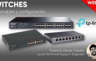 Webinar Landatel-TP-Link: Gestión y Configuración de Switches