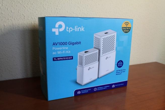 RedesZone: Premio y Review 9/10 para el TP-Link TL-WPA7510 KIT