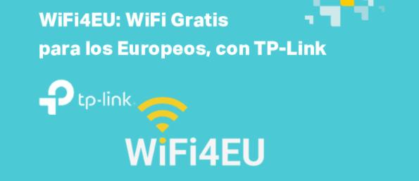 WiFi4EU, por una Europa 100% conectada
