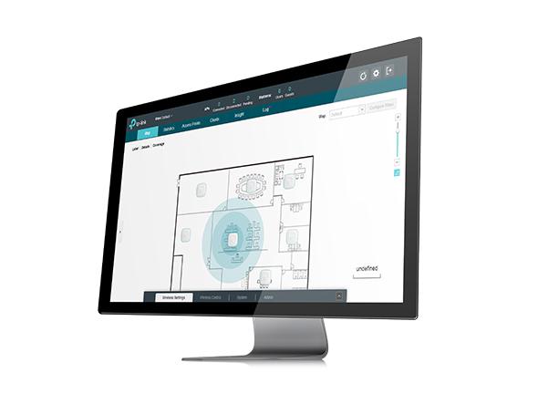 Software Controlador Centralizado EAP Controller
