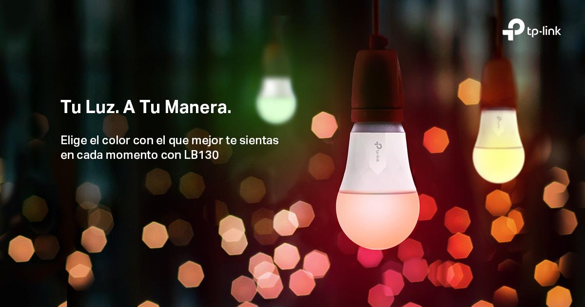 Cinco razones por las que nos encantan las bombillas inteligentes