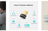 TP-Link añade conectividad Bluetooth a tu equipo con UB400