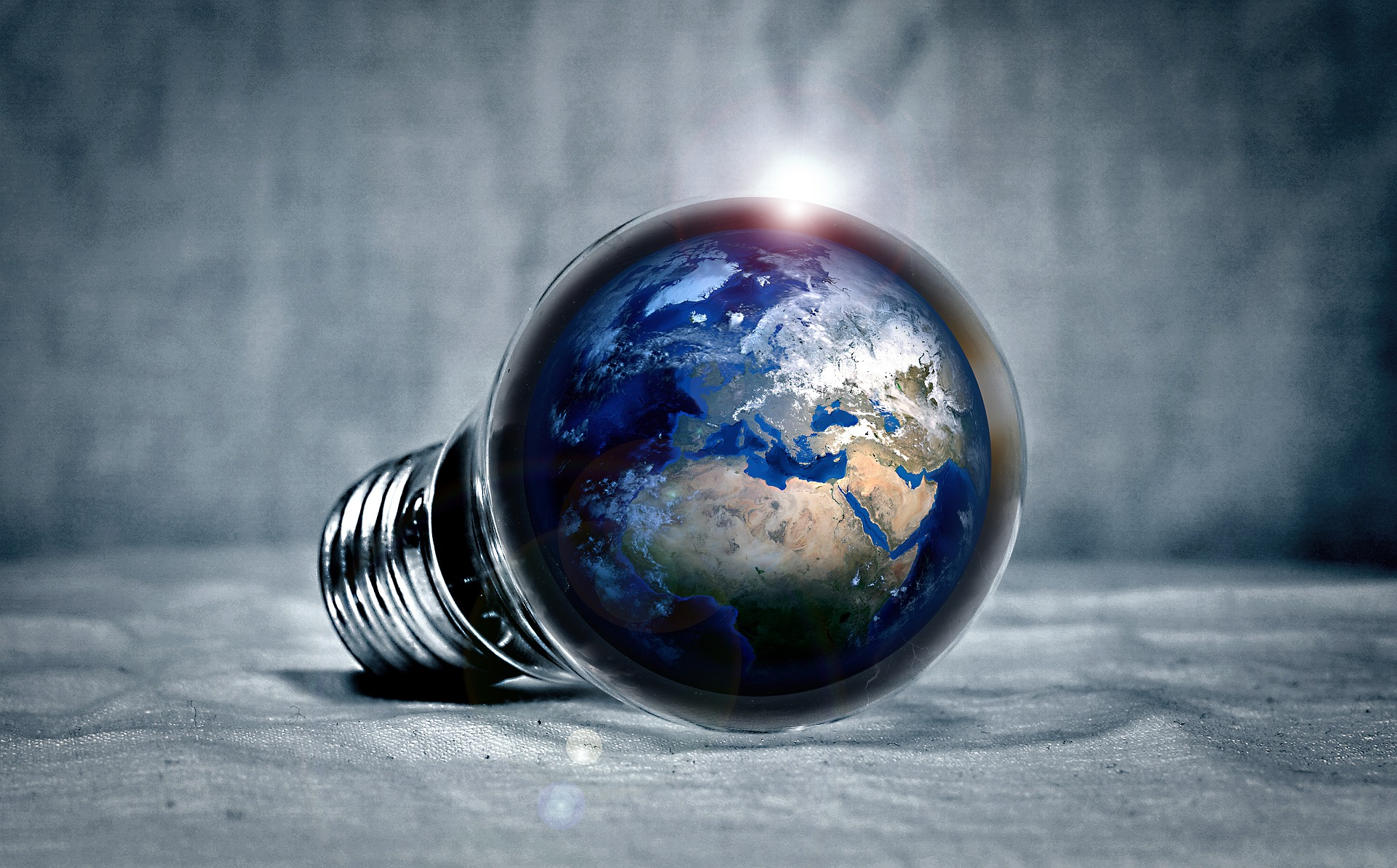 S.O.S. Planeta Tierra
