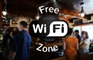Camarero, Wi-Fi por favor