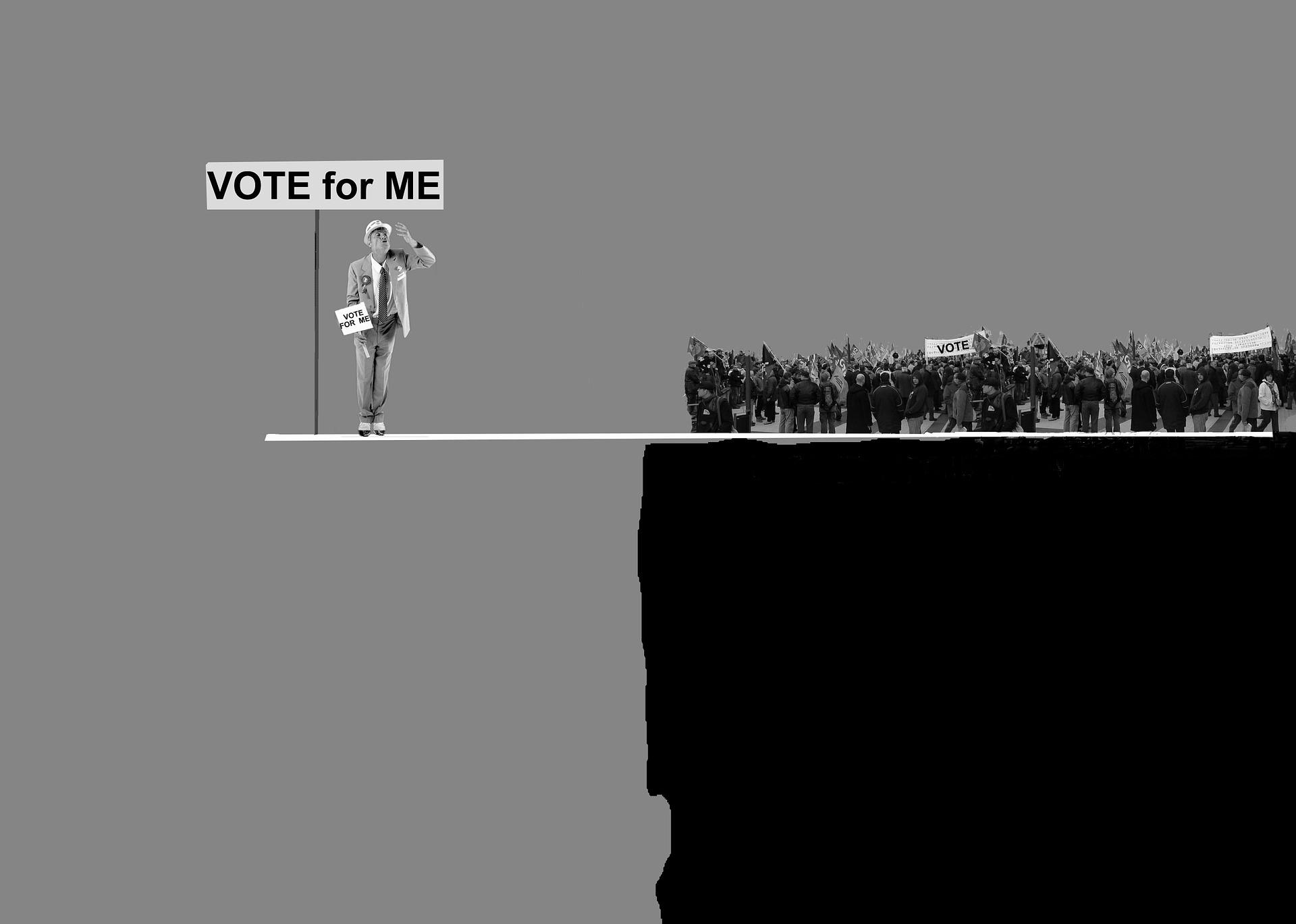 Redes Sociales en campaña