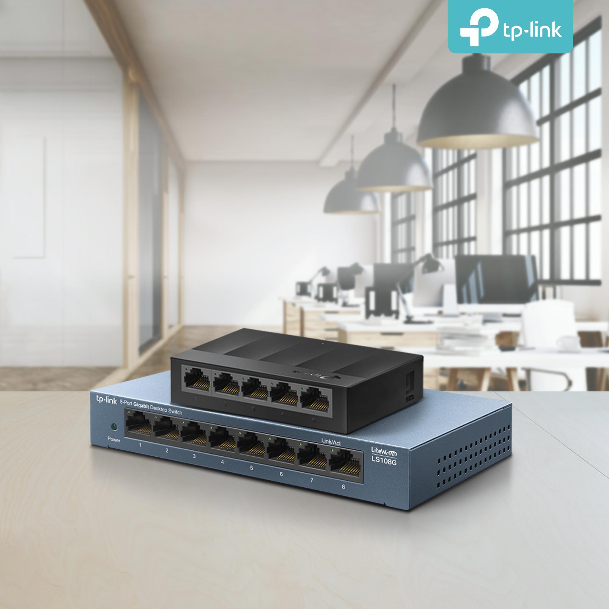 ¿Qué es un Switch PoE y cuál te conviene instalar?