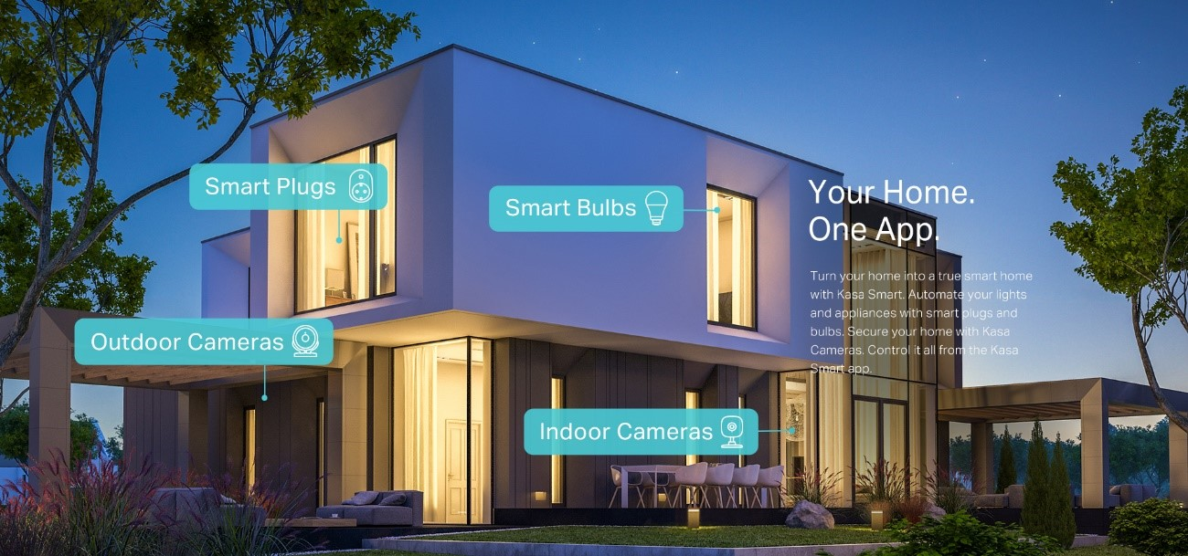 Conecta tu hogar al futuro con Kasa