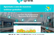 Webinar: WiFi de alto rendimiento en tu negocio con soluciones Omada para SMB