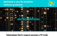 Webinar TP-Link: Teletrabajo fácil y seguro gracias a TP-link