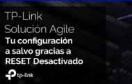 WEBINAR TP-Link: Solución Agile – Equipos para Operador
