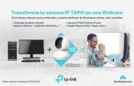 Convierte tu cámara Tapo C200 en Webcam