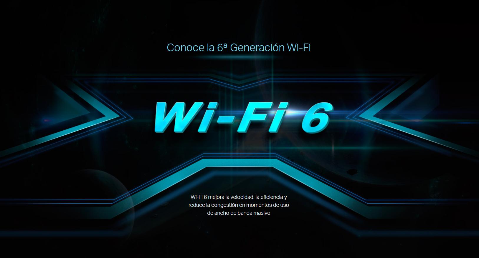 ¿Qué es el Wi-Fi 6?