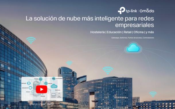 Omada SDN: La solución de nube más inteligente para redes empresariales