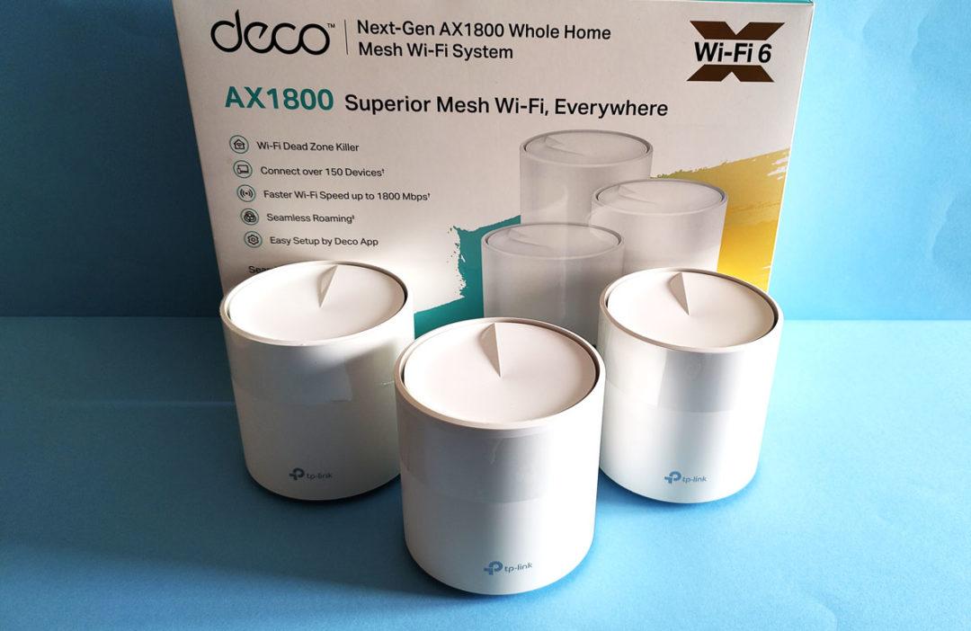 TU EXPERTO: TP-Link Deco X20, probamos este potente sistema Wi-Fi 6 Mesh