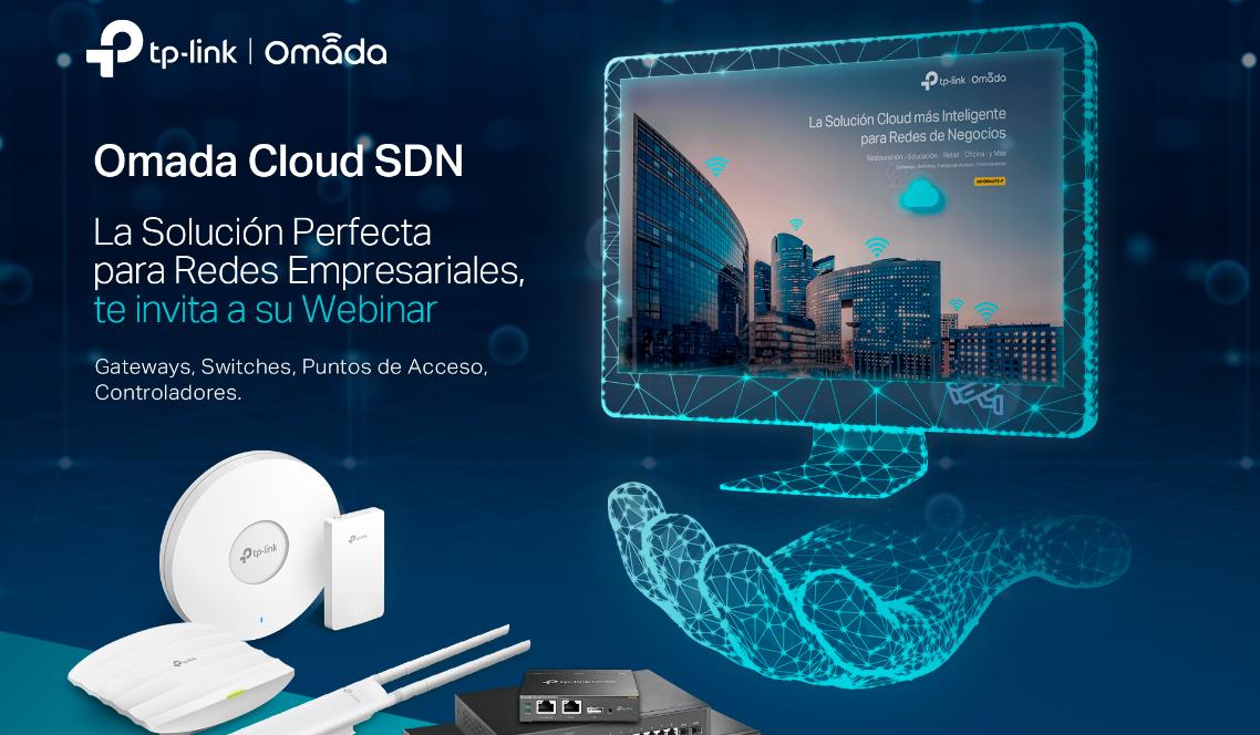 WEBINAR: Omada Cloud SDN