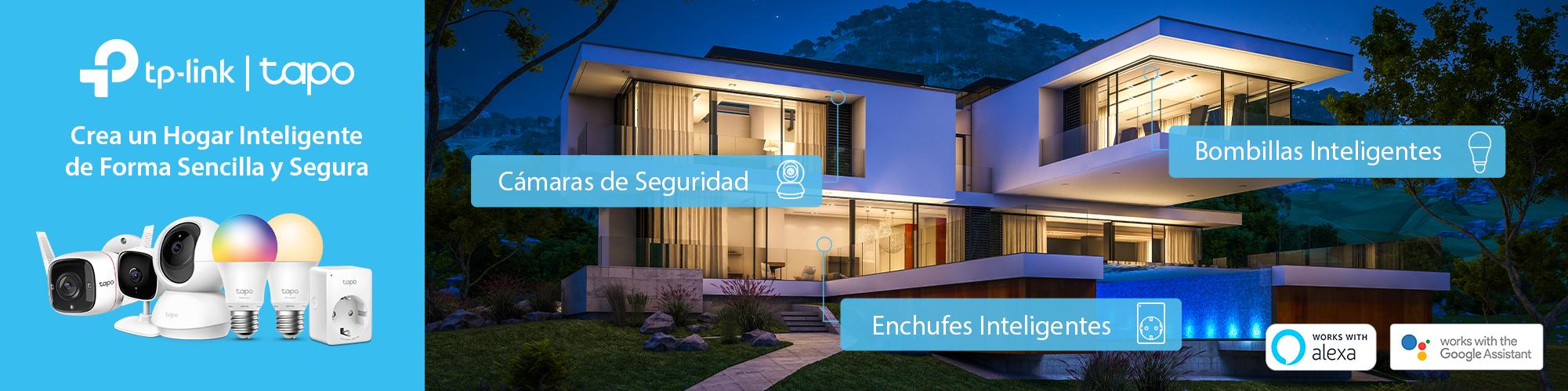 TP-Link hace más inteligente el hogar de la mano de TAPO, ahora con novedades en iluminación y seguridad inteligente
