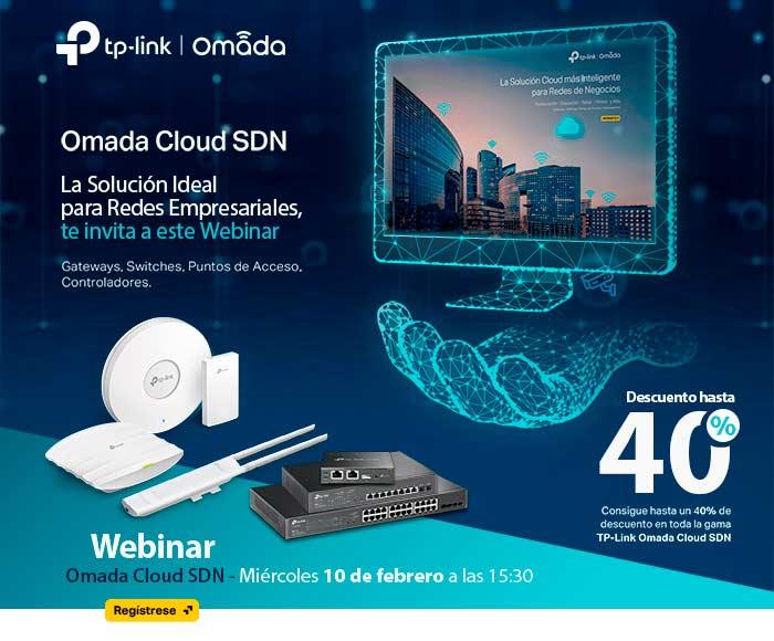 Webinar TP-Link Omada