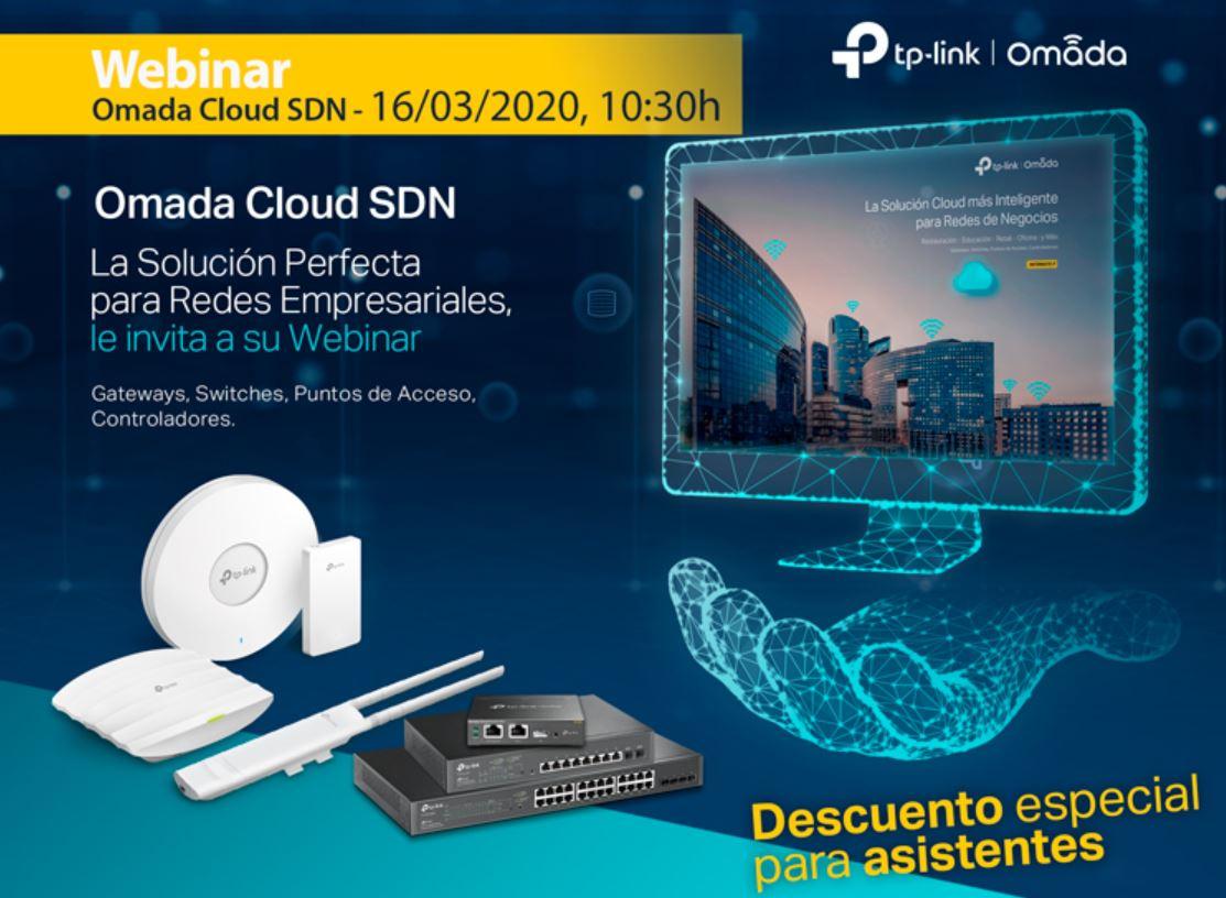 Webinar Omada Cloud SDN