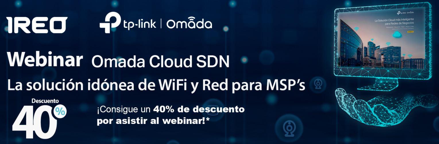 TP-Link Omada SDN Cloud: La solución idónea de WiFi y red para proveedores de servicios